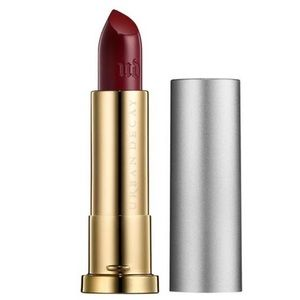 🔴 Urban Decay Vice Burgundy Red Lipstick - Bruise